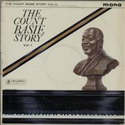 Count Basie The Count Basie Story Vol. 1 UK vinyl LP
