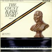 Count Basie The Count Basie Story Volumes 1 & 2 UK 2-LP vinyl set