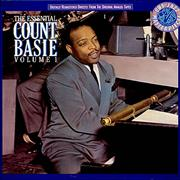 Count Basie The Essential Count Basie Volume 1 UK vinyl LP