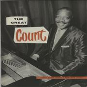 Count Basie The Great Count UK tour programme