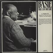 Count Basie The Last Decade - Sealed USA 2-LP vinyl set
