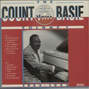 Count Basie The V-Discs - Volumes 1 & 2 Denmark 2-LP vinyl set