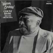 Count Basie Warm Breeze - Red Vinyl USA vinyl LP