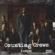 Click here for more info about 'Counting Crows - 6 Videos'