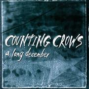 Counting Crows A Long December UK CD single