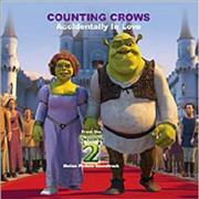 Counting Crows Accidentally In Love UK CD single