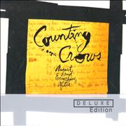 Counting Crows August And Everything After - Deluxe Edition UK 2-CD album set