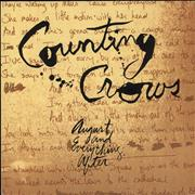 Counting Crows August And Everything After UK vinyl LP