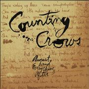 Counting Crows August and Everything After - 180gram UK vinyl LP