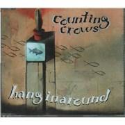 Counting Crows Hangingaround UK CD single Promo