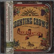 Counting Crows Hard Candy Japan CD album Promo