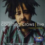 Click here for more info about 'Counting Crows - KFOG Presents: Counting Crows Live'