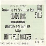 Click here for more info about 'Counting Crows - Labatts Apollo, Manchester'