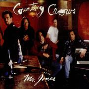 Counting Crows Mr Jones UK CD single