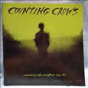 Counting Crows Recovering The Satellites Tour ' 97 + Watch UK tour programme