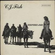 Click here for more info about 'Country Joe & The Fish - C.J. Fish - EX'