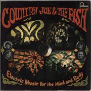 Click here for more info about 'Country Joe & The Fish - Electric Music For The Mind And Body - 1st'