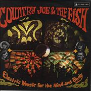 Click here for more info about 'Country Joe & The Fish - Electric Music For The Mind And Body'