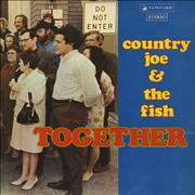 Click here for more info about 'Country Joe & The Fish - Together - 1st'