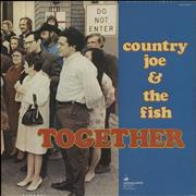 Click here for more info about 'Country Joe & The Fish - Together - Sample'
