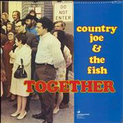 Click here for more info about 'Country Joe & The Fish - Together'