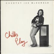 Click here for more info about 'Country Joe McDonald - Childs Play'