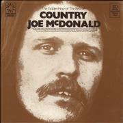 Click here for more info about 'Country Joe McDonald - The Golden Hour Of'