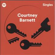 Click here for more info about 'Courtney Barnett - Spotify Singles - Red'