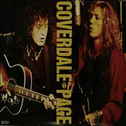 Click here for more info about 'Coverdale Page - Coverdale Page'