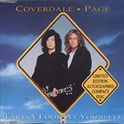 Coverdale Page Take A Look At Yourself UK CD single
