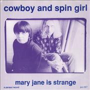Click here for more info about 'Cowboy & Spin Girl - Mary Jane Is Strange'