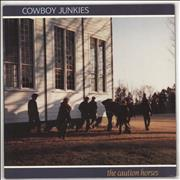 Click here for more info about 'Cowboy Junkies - The Caution Horses + Inner'