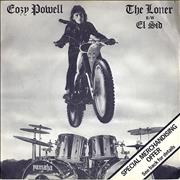 Click here for more info about 'Cozy Powell - The Loner - Blue Vinyl'