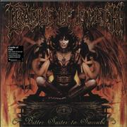 Click here for more info about 'Cradle Of Filth - Bitter Suites To Succubi - 180gm - Orange Vinyl'