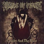 Click here for more info about 'Cradle Of Filth - Cruelty And The Beast'