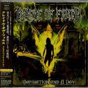 Click here for more info about 'Cradle Of Filth - Damnation And A Day'