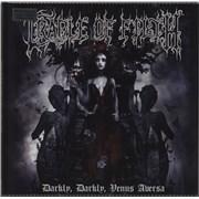 Cradle Of Filth Darkly, Darkly, Venus Aversa - 180gm Coloured UK 2-LP vinyl set