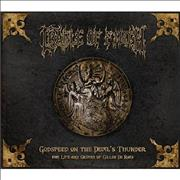 Cradle Of Filth Godspeed On The Devil's Thunder - Deluxe Edition UK 2-CD album set
