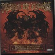 Cradle Of Filth Peace Through Superior Firepower UK DVD