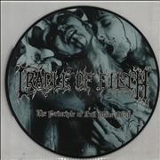 Cradle Of Filth The Principle Of Evil Made Flesh UK picture disc LP