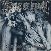 Cradle Of Filth The Principle Of Evil Made Flesh - 1st UK vinyl LP