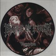 Cradle Of Filth Vempire UK picture disc LP