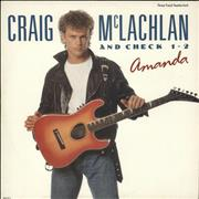 Click here for more info about 'Craig McLachlan - Amanda'