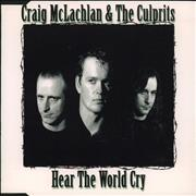 Click here for more info about 'Craig McLachlan - Hear The World Cry'