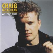 Click here for more info about 'Craig McLachlan - On My Own'