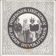 Click here for more info about 'Crass - Bloody Revolutions / Persons Unknown'