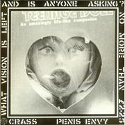Click here for more info about 'Crass - Penis Envy - 1st - £2.25'