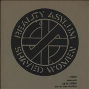 Click here for more info about 'Crass - Reality Asylum - 1st'