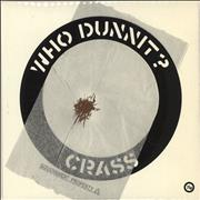 Click here for more info about 'Crass - Who Dunnit? - Brown vinyl'