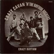 Click here for more info about 'Crazy Cavan 'n' The Rhythm Rockers - Crazy Rhythm'